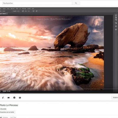 SAV Tuto Photo Le Pinceau - YouTube - Google Chrome