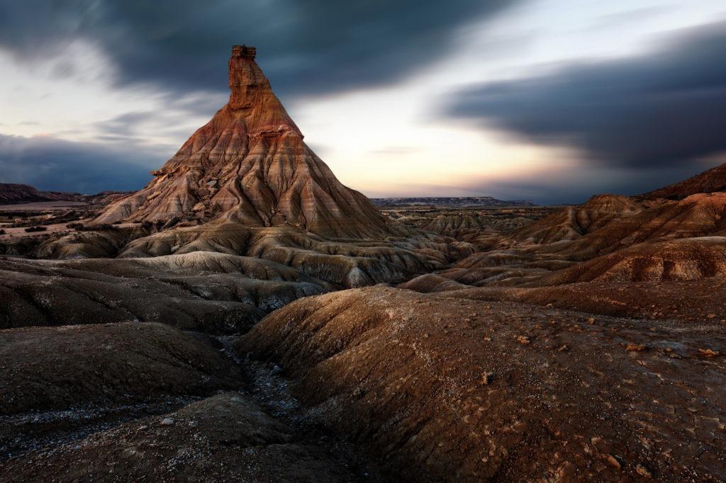 stage photos nature dans le désert des bardenas